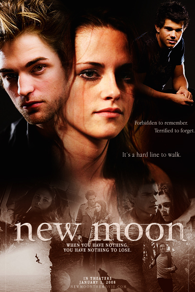 new moon afisleri 16 - Twilight(Alacakaranl�k)Fan Club